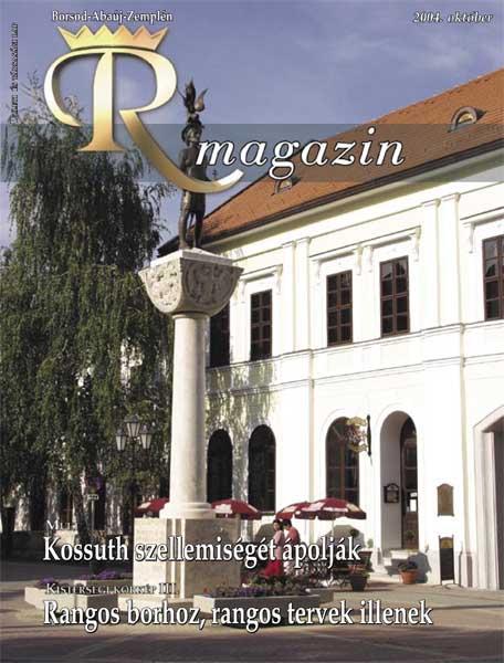 Rmagazin 2004 október