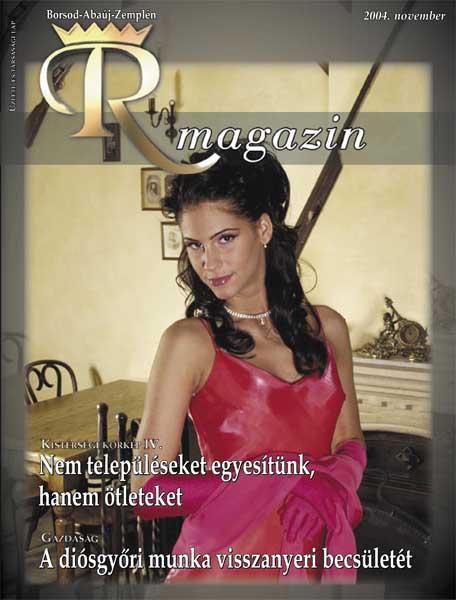 Rmagazin 2004 november