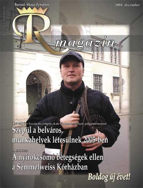 Rmagazin 2004 december