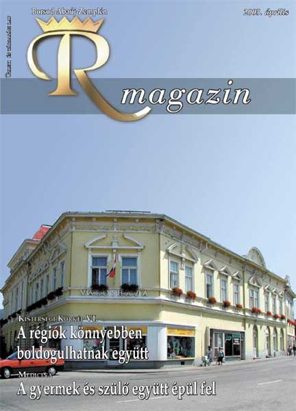 Rmagazin 2005 április
