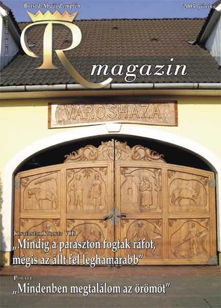Rmagazin 2005 június
