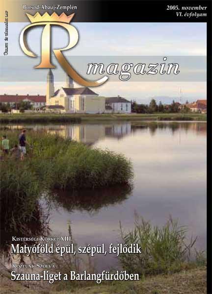Rmagazin 2005 november