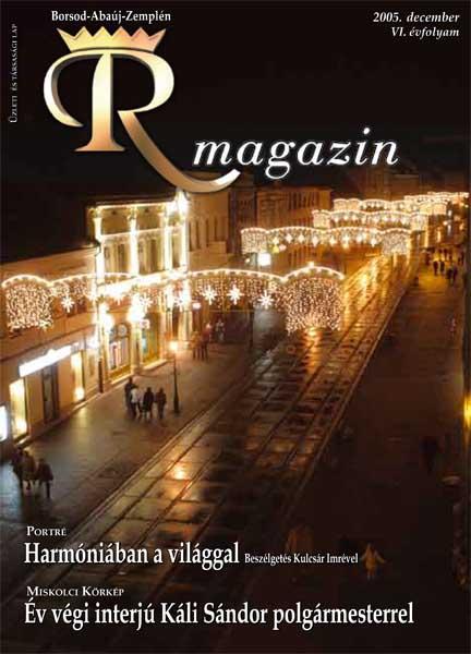 Rmagazin 2005 december