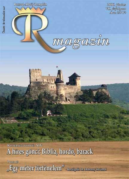 Rmagazin 2006 június
