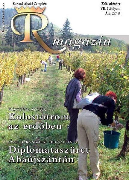 Rmagazin 2006 október