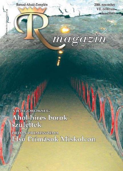 Rmagazin 2006 november