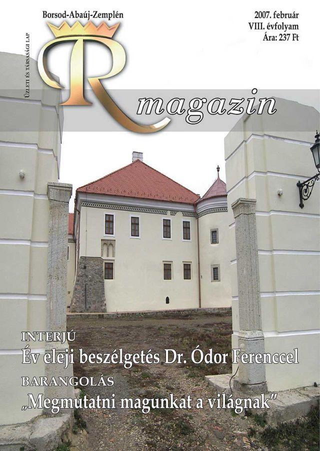 Rmagazin 2007. február