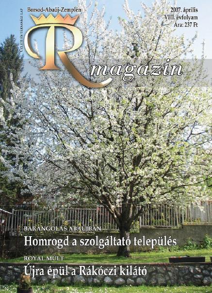 Rmagazin 2007 április