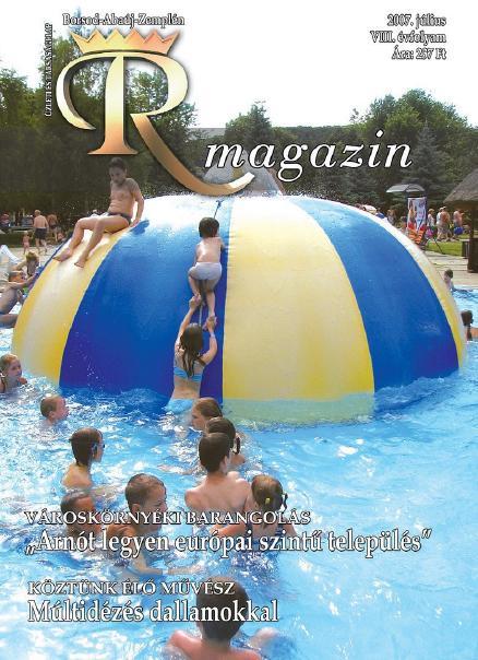 Rmagazin 2007 július