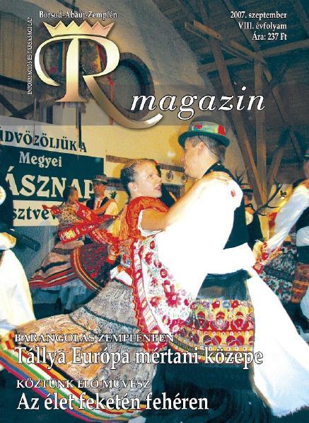 Rmagazin 2007 szeptember