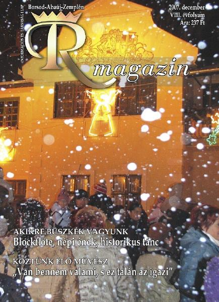 Rmagazin 2007 december