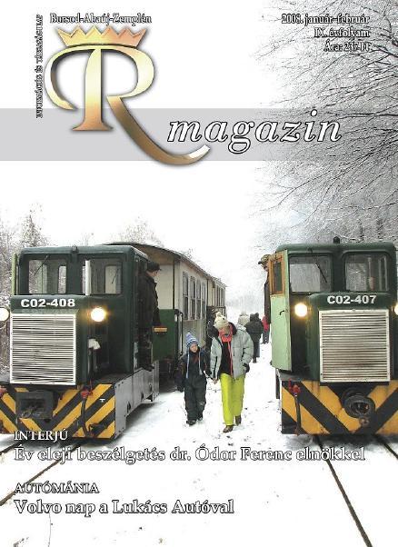 Rmagazin 2008 január-február
