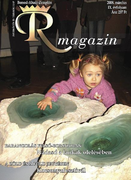 Rmagazin 2008 március