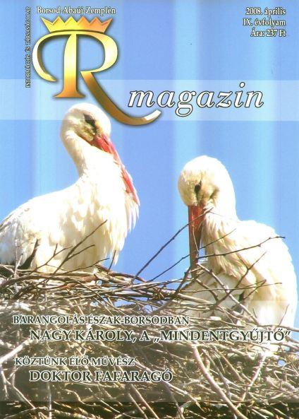 Rmagazin 2008 április