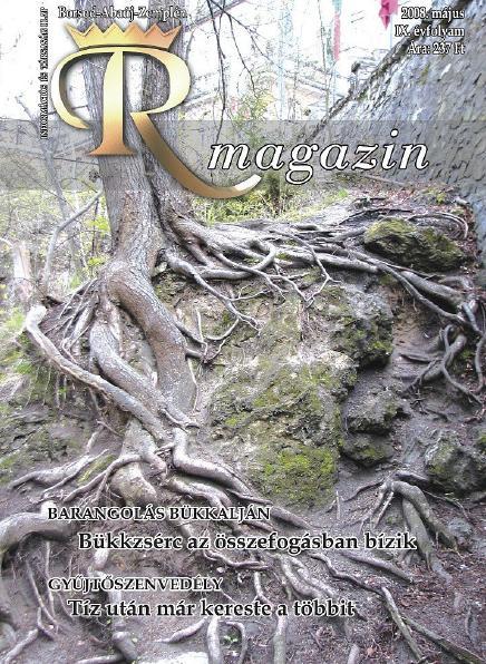Rmagazin 2008 május