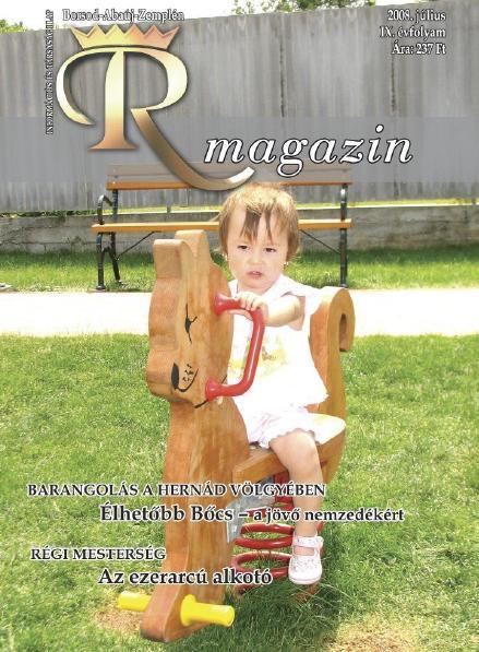 Rmagazin 2008 július
