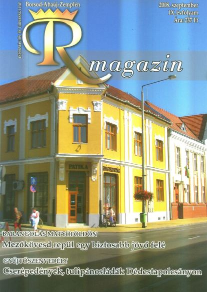 Rmagazin 2008 szeptember