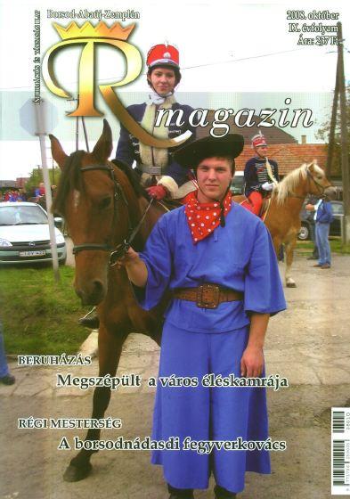 Rmagazin 2008 október
