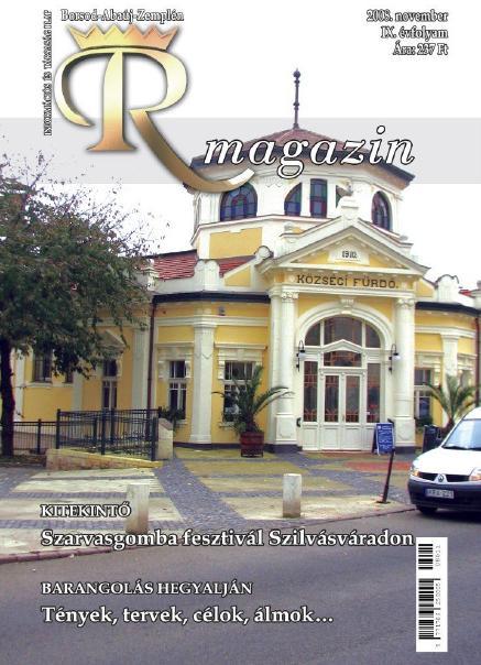 Rmagazin 2008 november