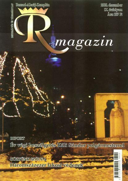 Rmagazin 2008 december