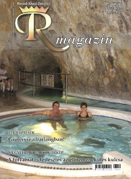 Rmagazin 2009 március