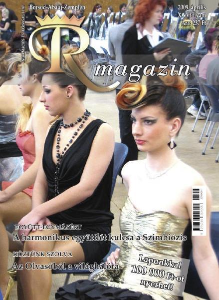 Rmagazin 2009 április