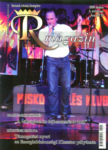 Rmagazin 2009 május