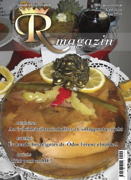 Rmagazin 2009 január-február