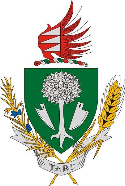 Tard címere - RoyalMagazin.hu