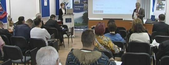 Európai uniós pályázati információs fórum a Zempléni RVA szervezésében