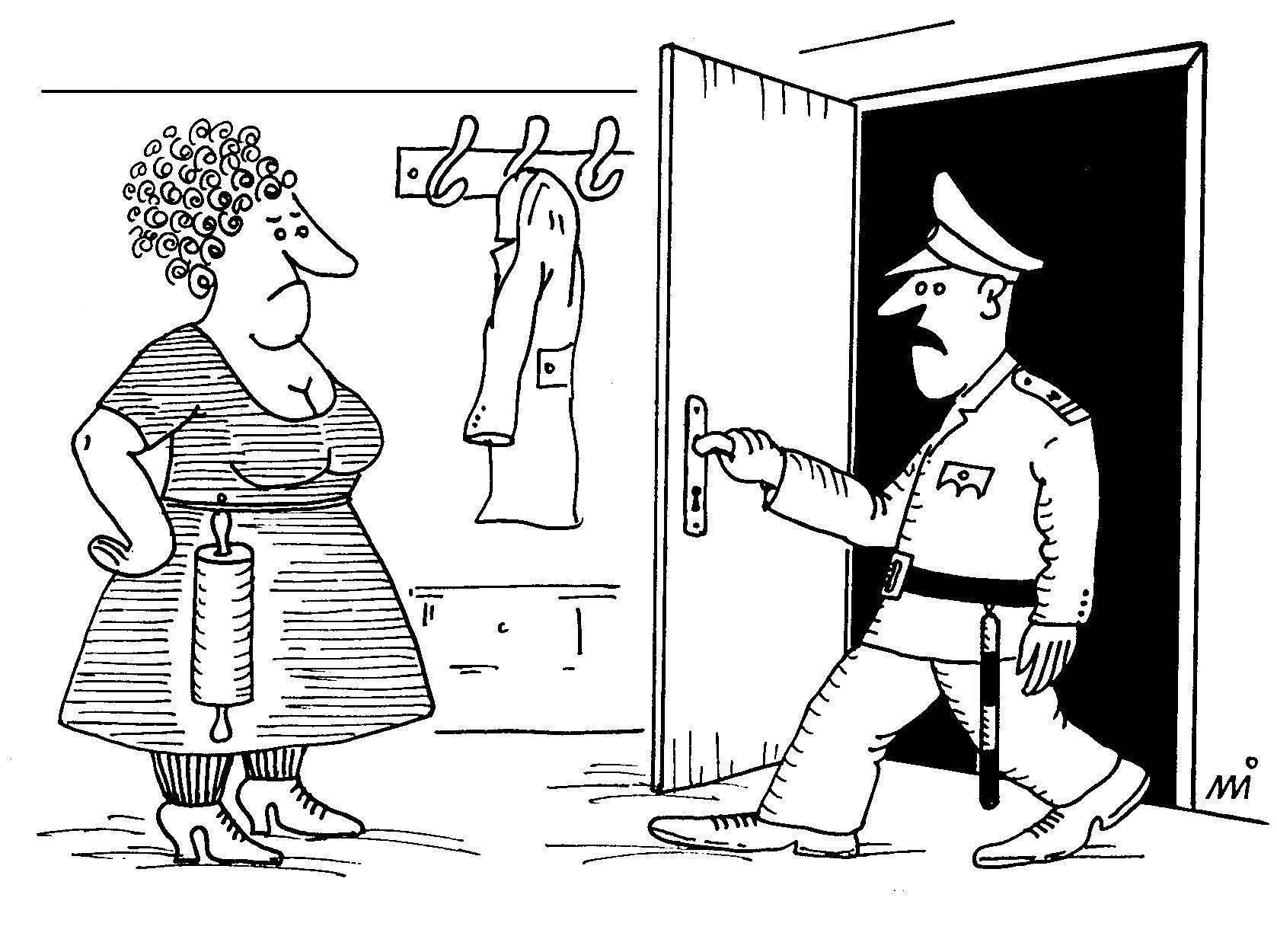 Rendőrfeleség1