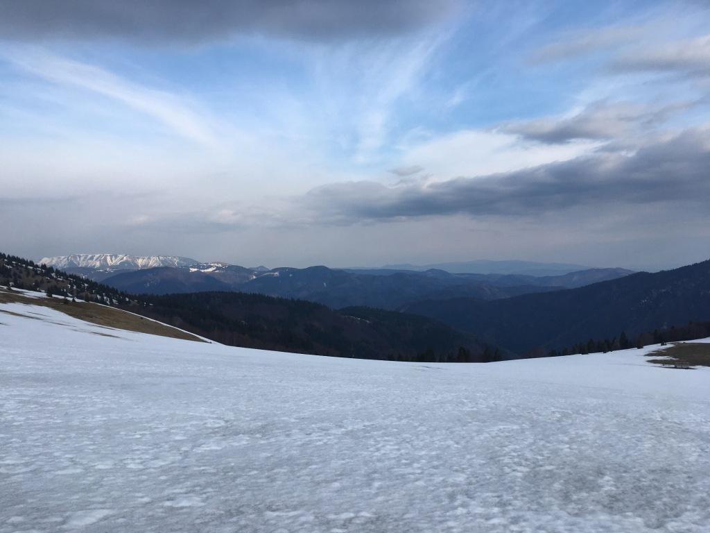 A Chyzky-hagorol az Alacsony-Tatra