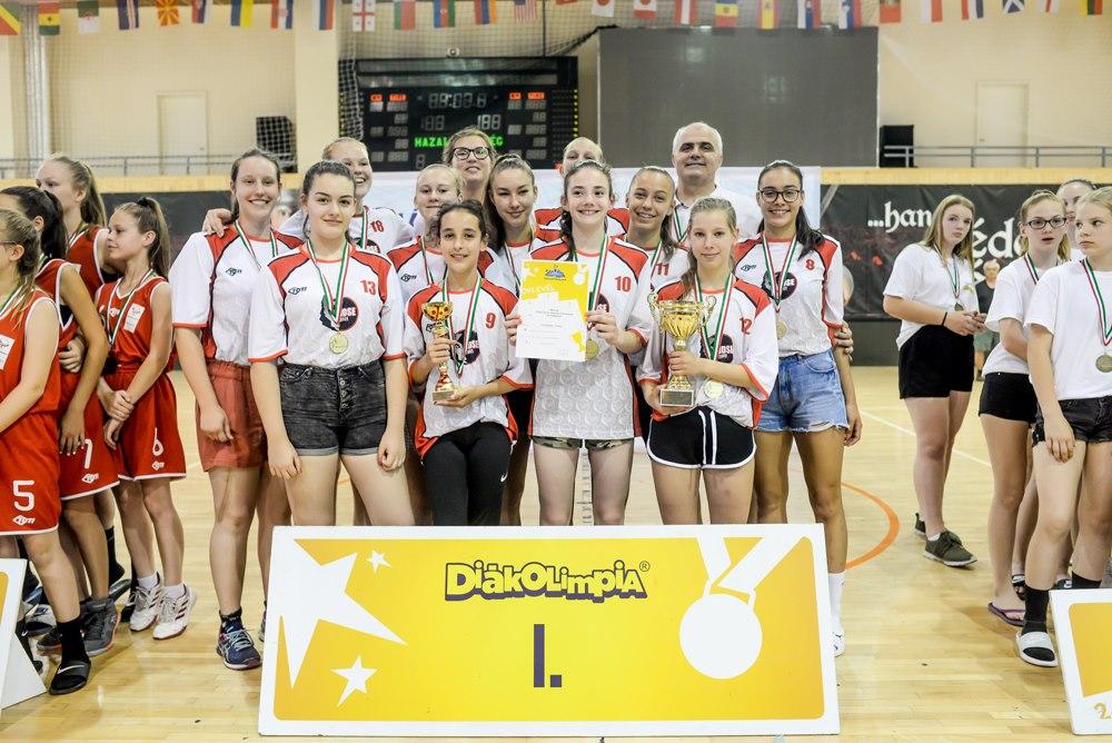 Összevont Labdajátékok Diákolimpia Országos Döntő 4